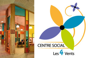 Centre social les 4 vents - Saint romain de Surieu - agence de communication